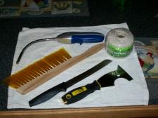 Some of my Bee Tools